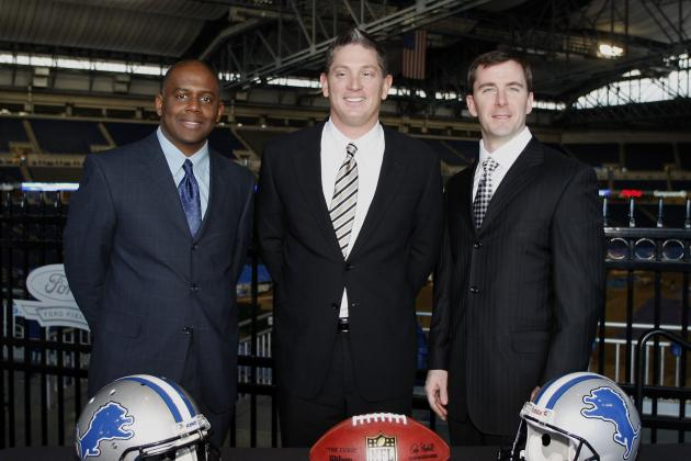 Detroit Lions Tried to Trade Down out of No. 5 Pick