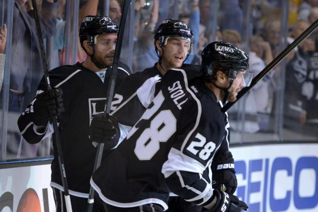 Kings Rediscover Offense, Rally Past Blues