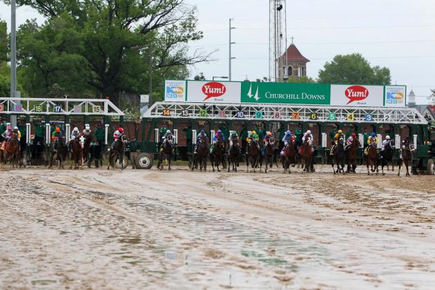 Two Derby Starters Added to Preakness List