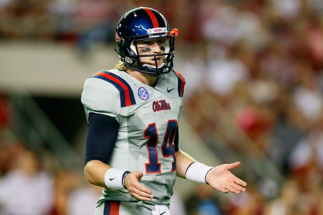 Ole Miss QB Wallace Making Strides