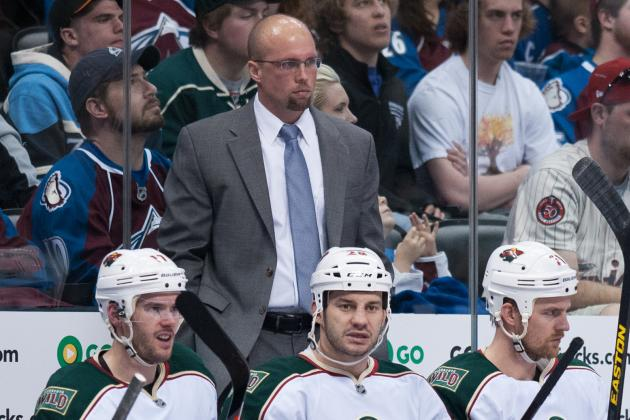 Yeo: Chicago 'Did a Pretty Good Job of Cheating' on Faceoffs