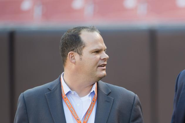 Tom Heckert Hired as Director of Pro Personnel