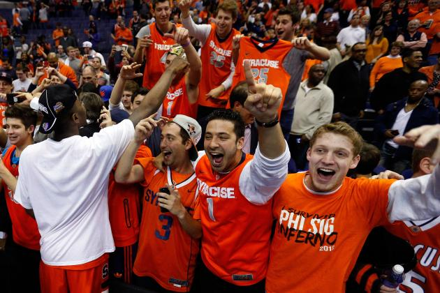 Syracuse Students Join Faculty to Protest Sharing Cost of Big East Exit Fee