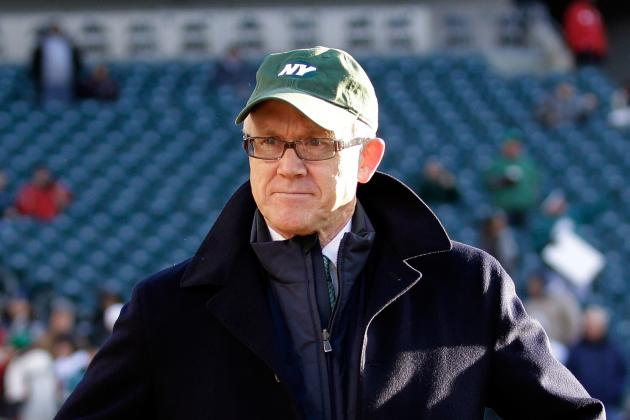 Woody Johnson: There's a 'Buzz' Around the Jets