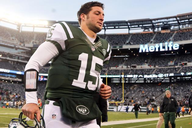 Tim Tebow's Mainstream Popularity Will Deter Teams from Signing Polarizing QB