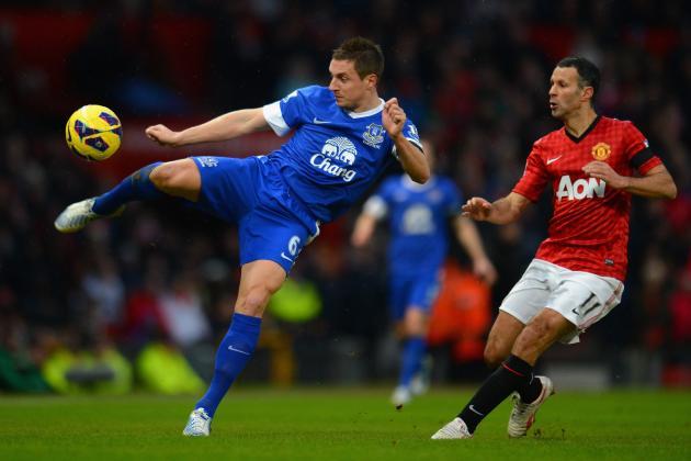 Everton: Phil Jagielka to Follow Legendary Captains Ratcliffe, Labone & Watson