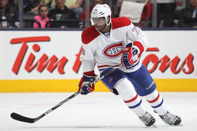 Subban Among the Elite