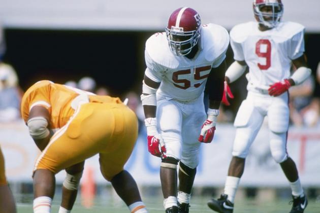 Former Alabama LB Derrick Thomas Snubbed by the College Football Hall of Fame