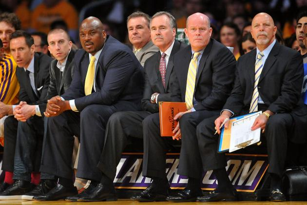 Charlotte Bobcats to Interview Lakers Assistant Steve Clifford