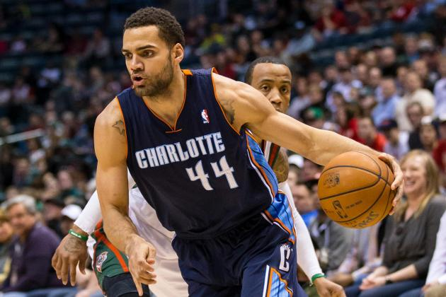 Charlotte Bobcats Season-in-Review: Jeffery Taylor