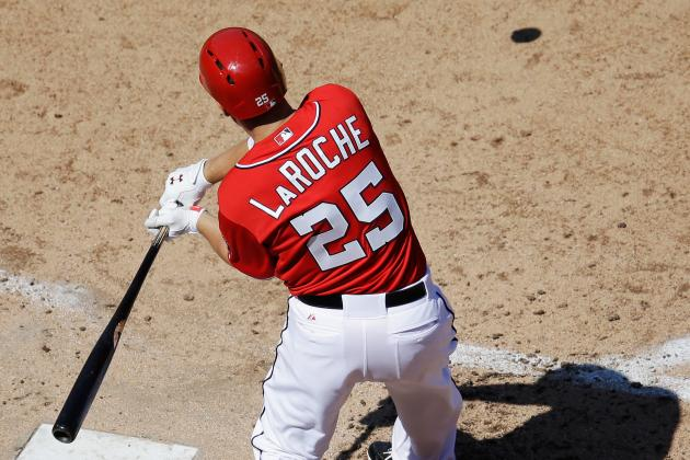 Nats Insider: LaRoche Finally Getting on Track