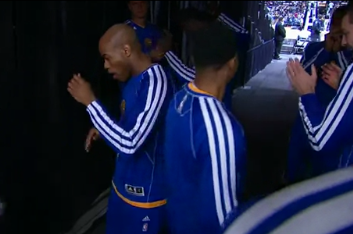 Golden State Warriors' Pregame Dance Routine