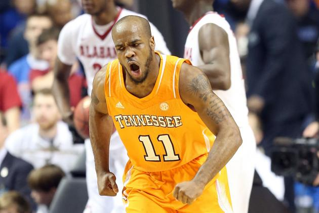 Trae Golden Transferring from Tennessee