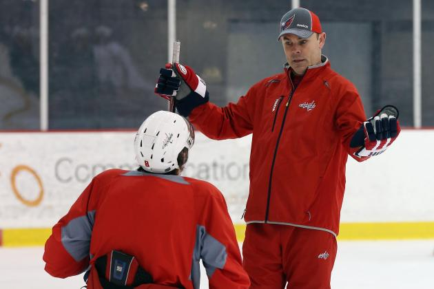 Adam Oates Gives Caps the Day Off: 'Rest Obviously Is the Biggest Weapon'