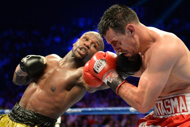 Mayweather vs. Guerrero Results: Money's Quickness Makes Him Unbeatable