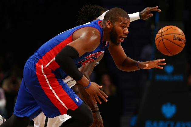 New Detroit Pistons Coach Needs To Make Sure Greg Monroe Increases Productivity