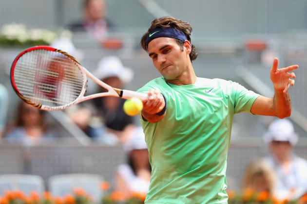 Federer Returned After Two Months out with an Impressive Win in Madrid