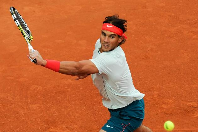 Nadal Says He Is Okay with His French Open Seeding