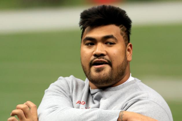 Iupati Had Offseason Surgery, Likely to Miss Some OTAs