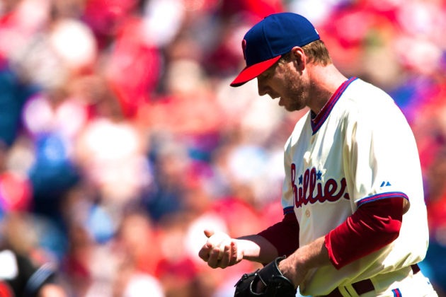 Is Roy Halladay's Injury the Last Straw in a Philadelphia Phillies Fire Sale?