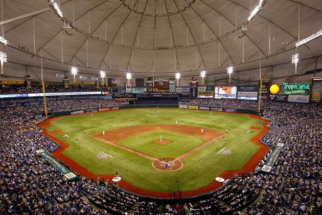 Rays to Hold 'Star Trek' Night at Tropicana Field