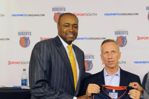 Rod Higgins Needs to Make Wiser Decisions for Charlotte Bobcats