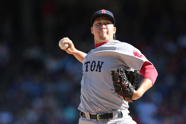 Junichi Tazawa Likely Next Closer Up in String of Injuries to Sox 'Pen