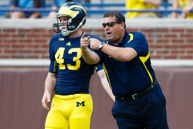 Michigan Football: Breaking Down the Will Hagerup Suspension