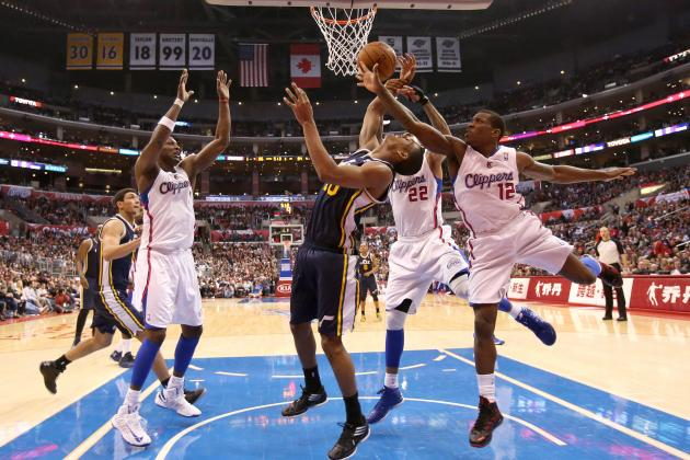 Could the Utah Jazz Help the Los Angeles Clippers?
