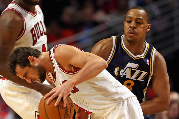 Randy Foye Could be All That's Left for Utah Jazz