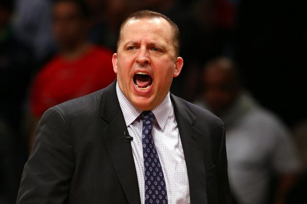 What Thibodeau Started, Bulls' Players Reinforce