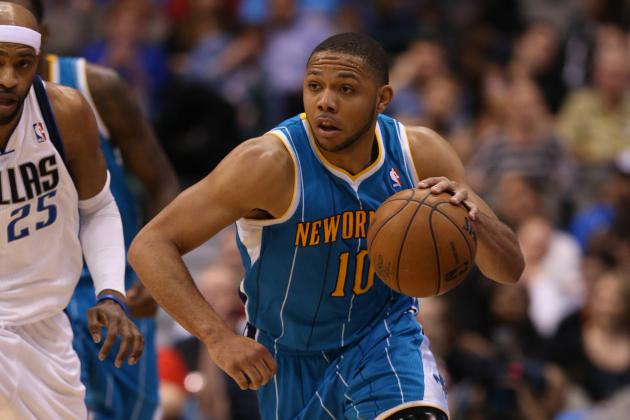 New Orleans Pelicans Need to Trade Eric Gordon