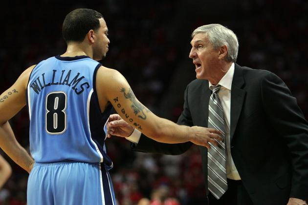 Jerry Sloan Open to Coaching Deron Williams in Brooklyn