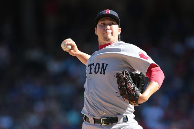 Junichi Tazawa Is Going to Be the Red Sox Closer