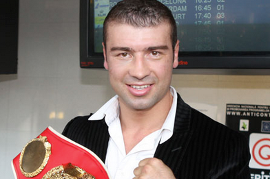 Bute Withdraws from May 25 Pascal Fight