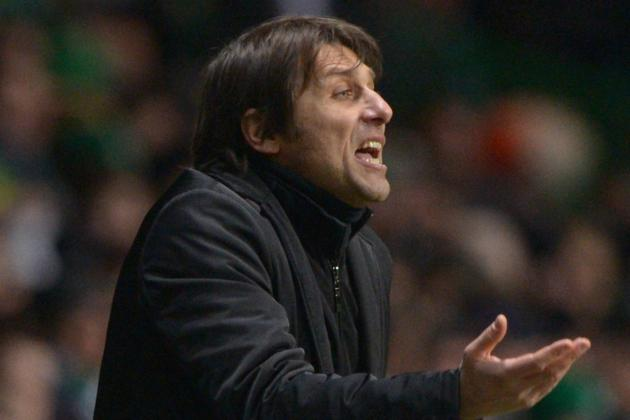 Conte: Signing Suarez, Higuain or Ibrahimovic Not Enough to Win UCL