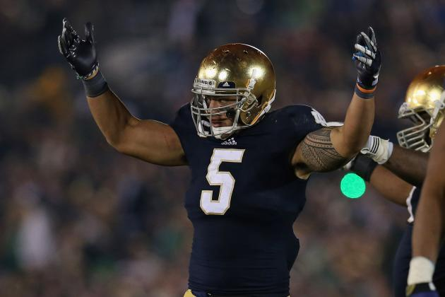 Manti Te'o Is a Perfect Fit in San Diego