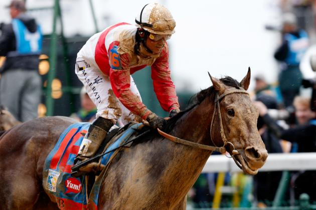 2013 Kentucky Derby: Power Ranking Race's Entrants into Preakness Stakes