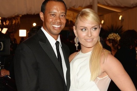 Tiger Woods and Lindsey Vonn's Romance Hits Red Carpet at Met Gala