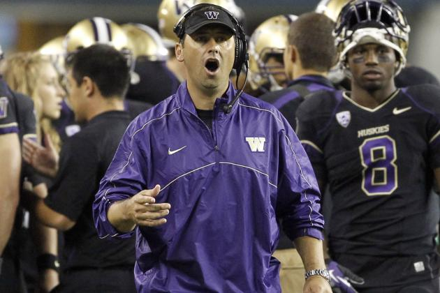 Washington Huskies Football: Don Hill Commits to UW