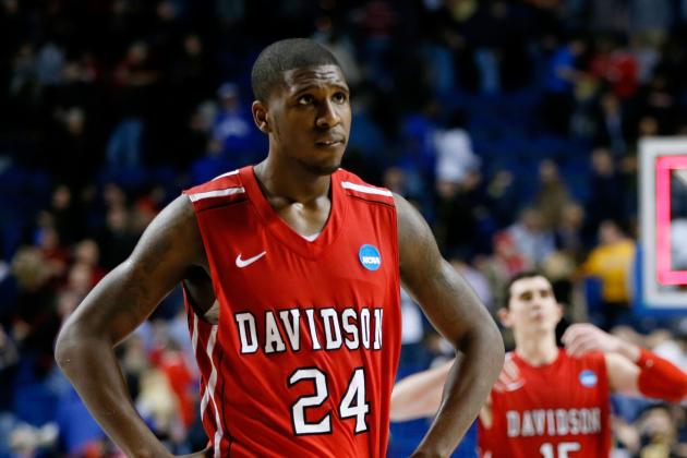 Report: A-10 to Add Davidson in 2014-15