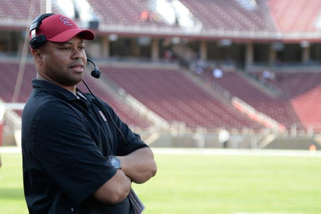 Video: Stanford Coach David Shaw