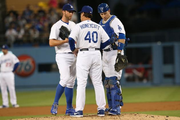 Dodgers Fall into Last Place with 9-2 Loss to Arizona