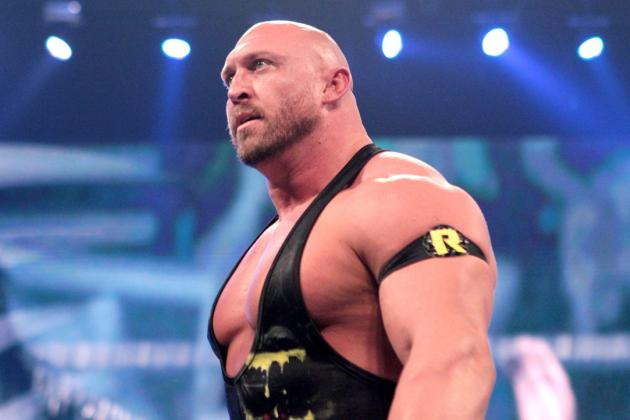 Why Ryback Should Be Going After a Mid-Card Title in WWE