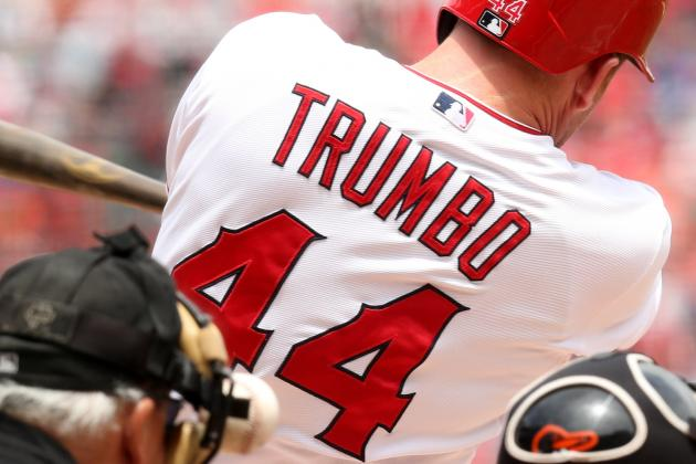 Trumbo Wants to Be Known as a 'Steady Contributor'