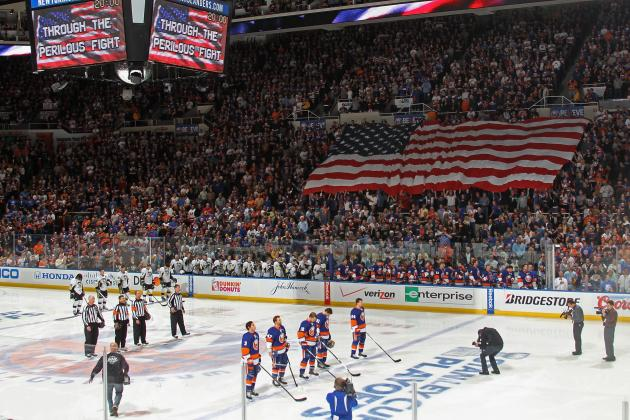 Islanders Look to Feed off Fans Again to Even Series with Pens