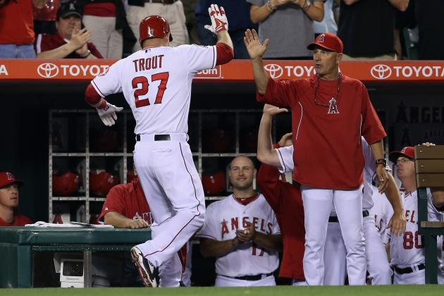 Trout Is Focused On Halos' Performance, Not His Stats