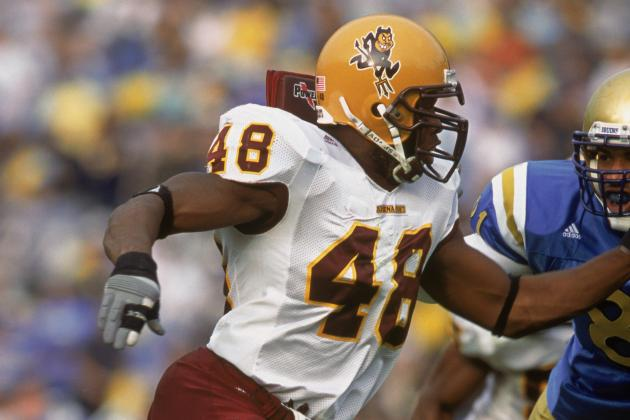 10 Greatest Arizona State Sun Devils (since 1967)