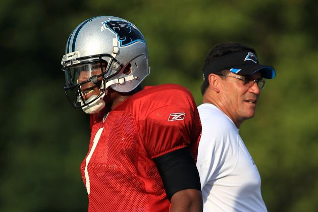 Carolina Panthers Going Nowhere with Ron Rivera, Cam Newton