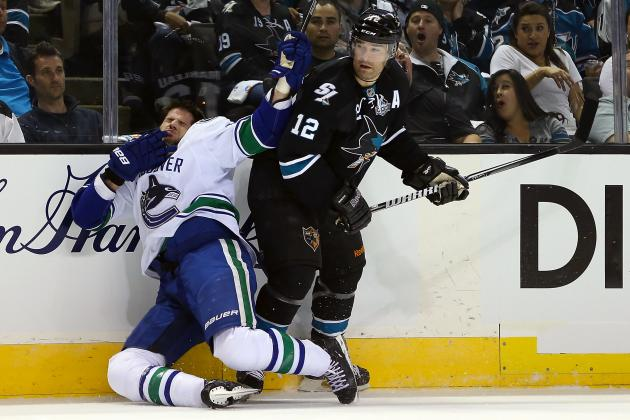 San Jose Sharks Fed Up with Vancouver Canucks' Whining